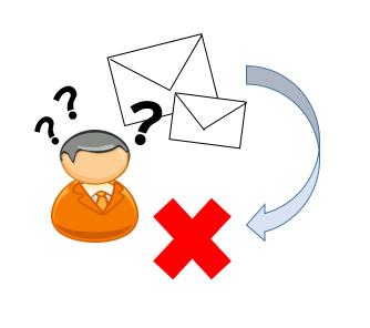 フォームクリエイター自動返信メールが飛ばない・・?!設定法